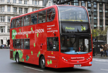 Lupus St Bus campaign