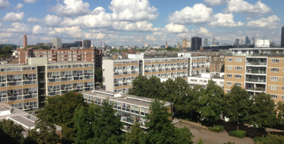 Churchill Gardens estate